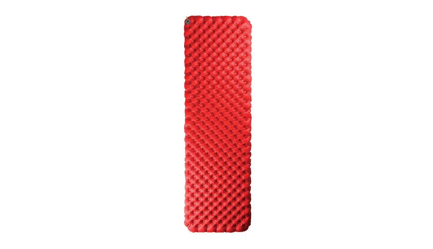 Sea to Summit Comfort Plus Insulated Mat Rectangular Regular Red